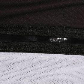 BTWIN Kısa Kollu Jersey Siyah / Beyaz 3