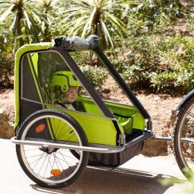 Btwin 500 Çocuk Bisiklet Römorku 2