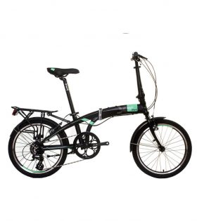 Fonte Folding Bike Siyah