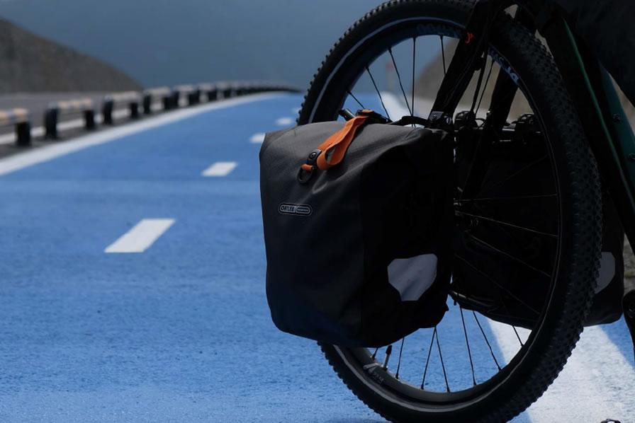 Ortlieb Bikepacking Gravel Çanta 2020